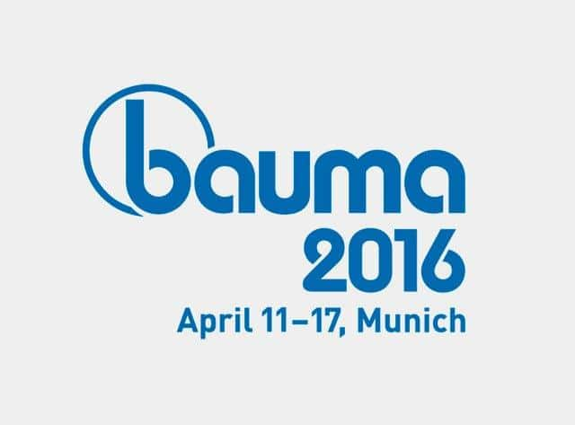 logo bauma 2017 gray - Foto