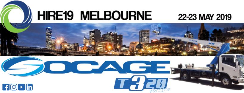 Socage hire 2019 Australia
