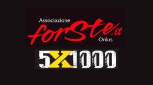 5x1000 per Associazione ForSte